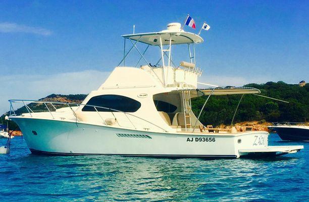 Ocean Yachts 37 Billfish - main image