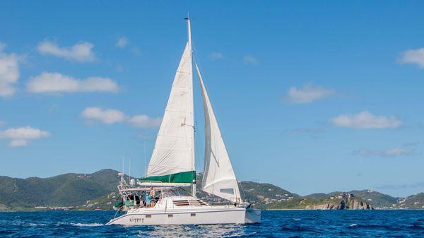 Manta 42 MkII Sail Catamaran