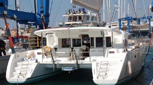 Lagoon 450 Owners Version Lagoon 450 'Escape' (2012)