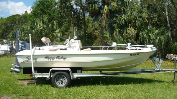 Scout 180 Bay Scout