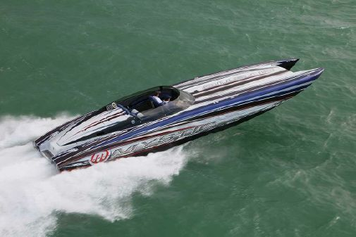 Mystic Powerboats C4400 image