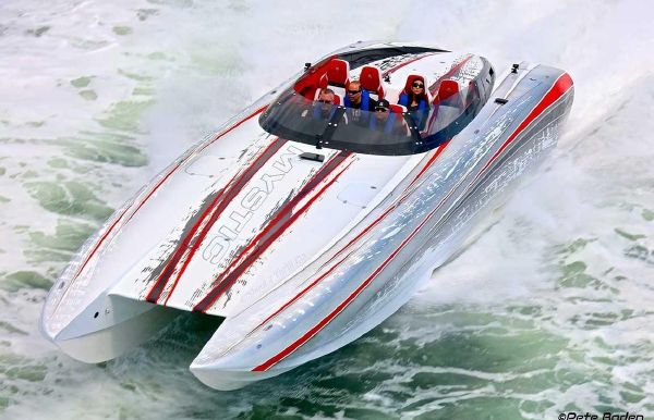 2019 Mystic Powerboats C4400