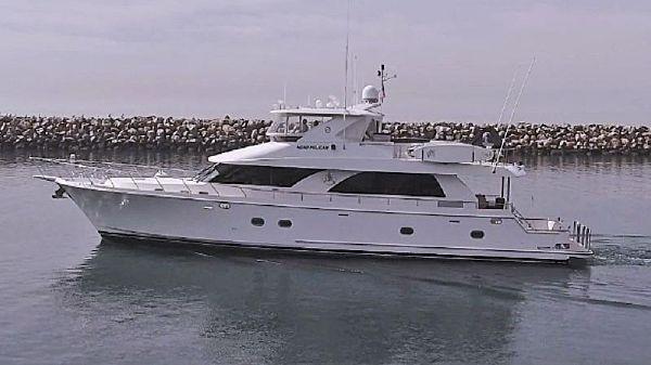 Ocean Alexander 80 Cockpit Motoryacht