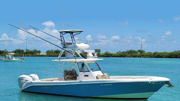 Everglades 355 CC
