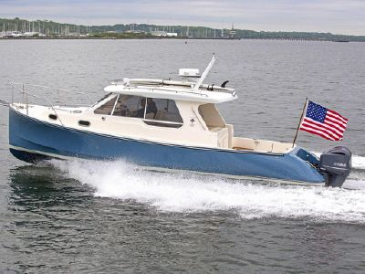 2021 Catalina<span>True North 34</span>