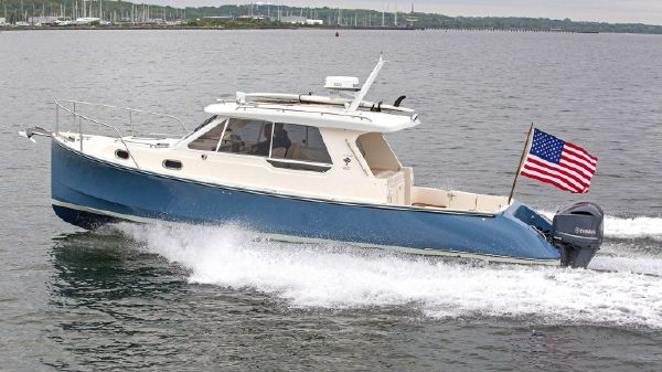 Catalina True North 34