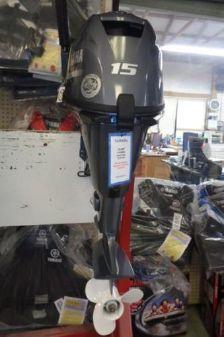 Yamaha Outboards F15SMHA image