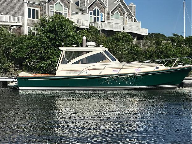 2002 Hinckley Little Harbor HT WhisperJet