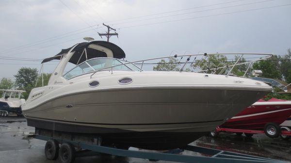 Sea Ray 260 SD