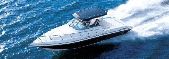 Fountain 32 Sportfish Cruiser IO