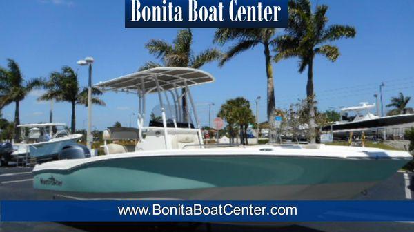 NauticStar 231 Coastal Center Console Bay/Deck Boat Hybrid