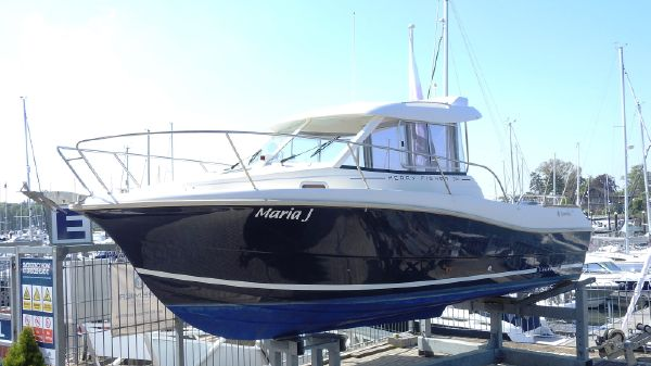 Jeanneau Merry Fisher 725 Legend Merry Fisher 725