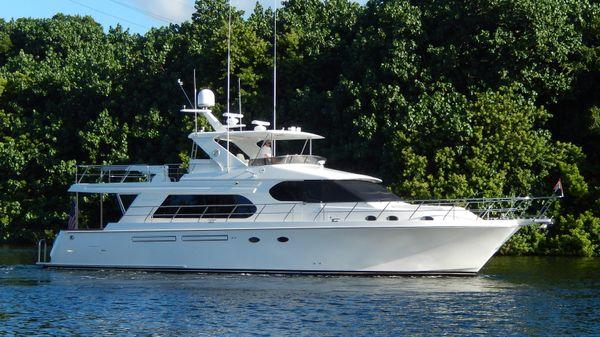 Ocean Alexander 64 Pilothouse Profile - NEXT VENTURE