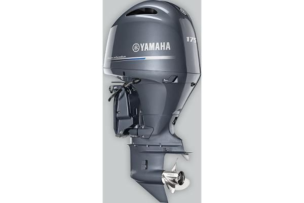Yamaha Outboards F175 In-Line 4