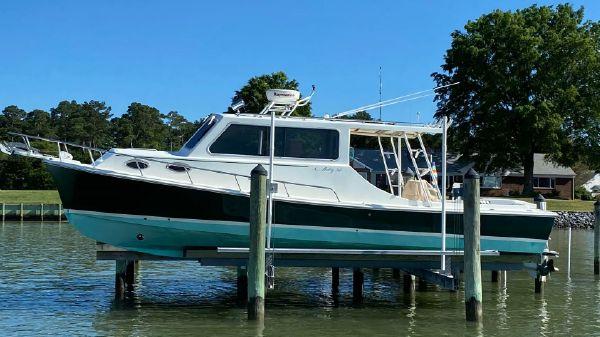 Custom Mabry 32 Chesapeake
