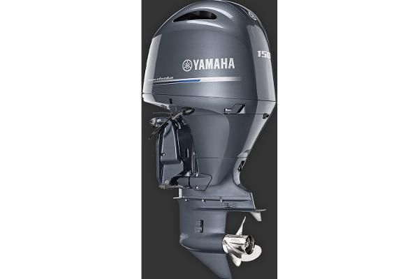 Yamaha Outboards F150 In-Line 4