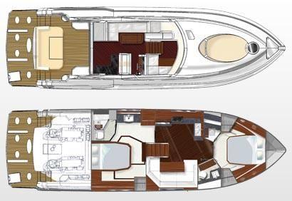 Cruisers Yachts 48 Cantius image