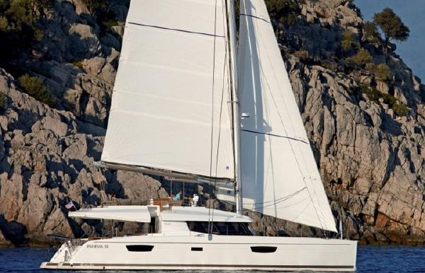 2017 Fountaine Pajot Ipanema 58