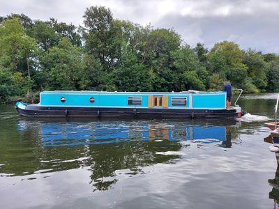 2017 Narrowboat<span>JD Narrowboats 50' Semi Trad</span>