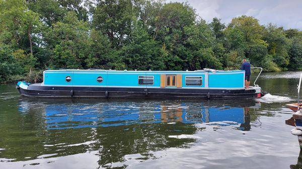 Narrowboat JD Narrowboats 50' Semi Trad