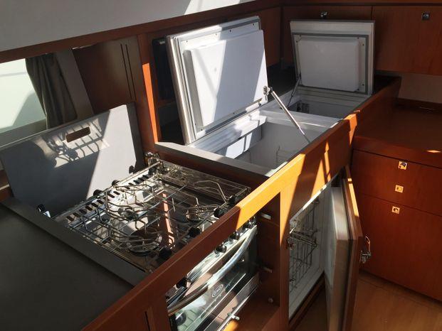 2016 Beneteau Sense 55 BoatsalesListing New England