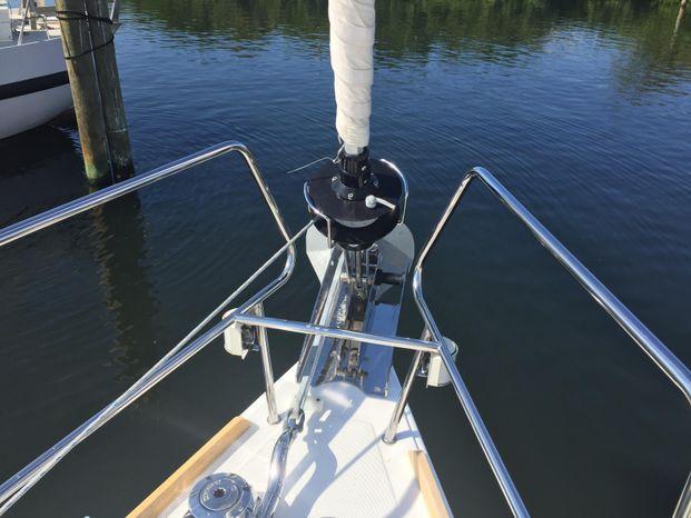 2016 Beneteau Sense 55 BoatsalesListing Massachusetts