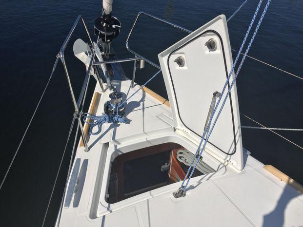 2016 Beneteau Sense 55 BoatsalesListing Connecticut