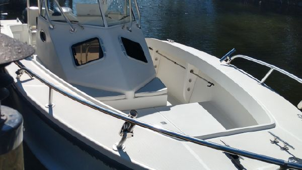 Ocean Master 31 Walkaround