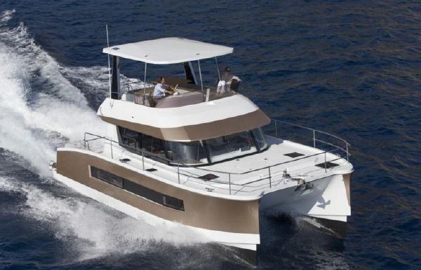 2021 Fountaine Pajot Motor Yacht 37