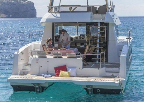 Fountaine Pajot Motor Yacht 37 image