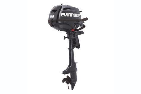 Evinrude Portable 3.5 - main image