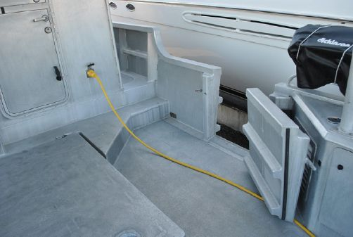 Custom Lee Shore Aluminum Motor Yacht image