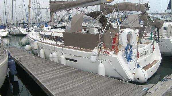 Jeanneau Sun Odyssey 379 Afloat