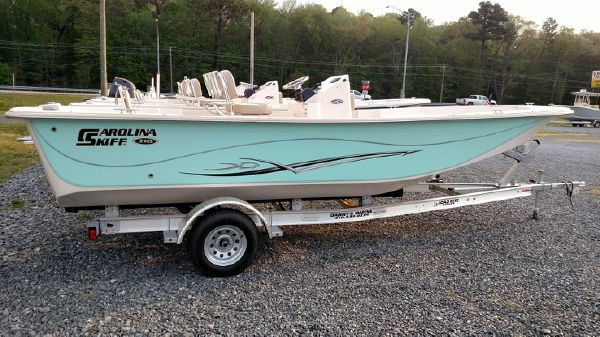 Carolina Skiff 21 DLV