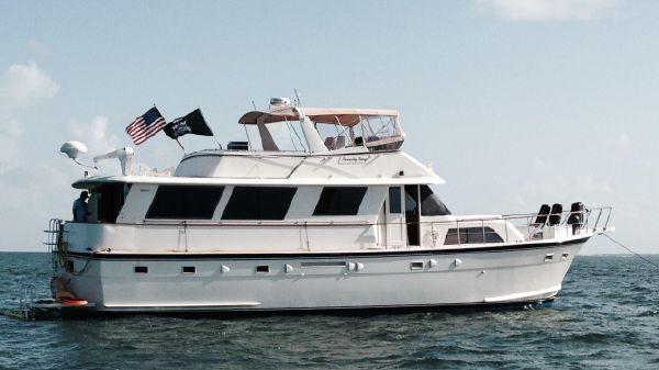Hatteras 61 Motor Yacht 61 Hatteras Motor Yacht 1985