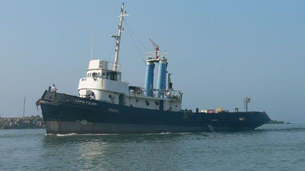Scott & Son LTD (UK) Deep Sea Tug - Rimorchiatore Alto Mare