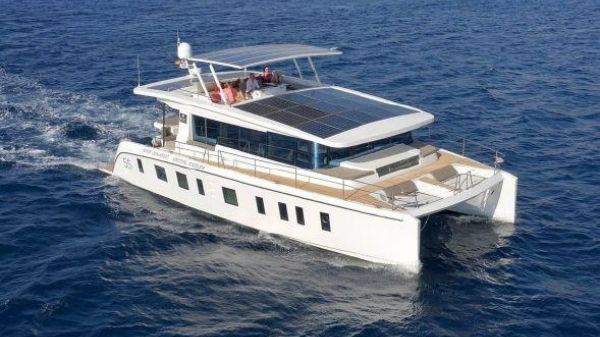 Silent Yachts Silent 55
