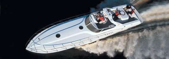 Fountain 48 Express Cruiser - main image