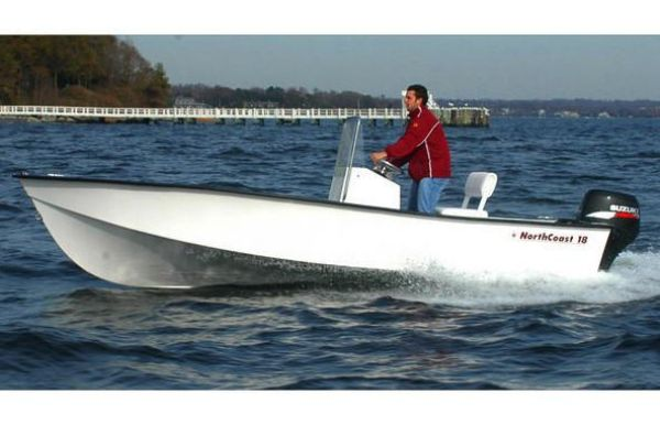 2020 NorthCoast 180 Center Console