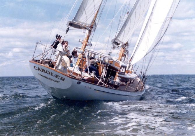 1986 Cook/Page Custom Yawl