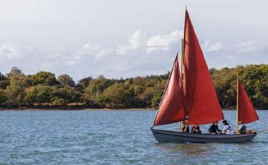 Drascombe Longboat image