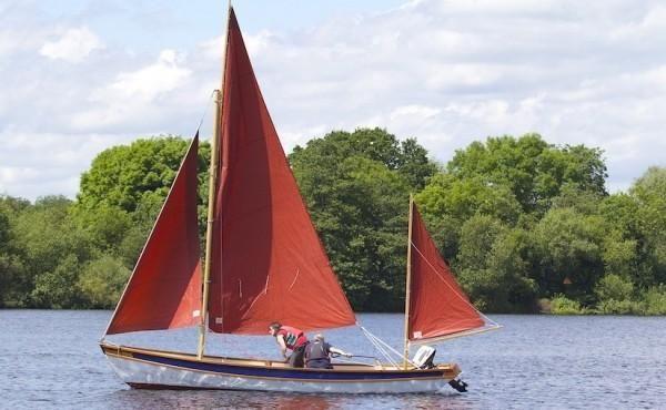 2020 Drascombe Longboat