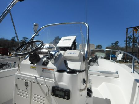 Boston Whaler 18 Dauntless image