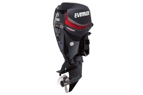 Evinrude E-tec 115 Pontoon Series - main image