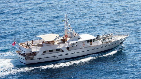 SNCB Motor Yacht