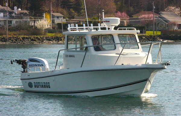2021 Defiance Admiral 220 EX