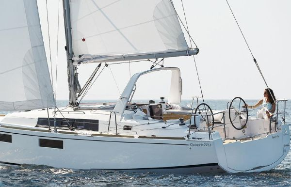 2017 Beneteau America Oceanis 35.1