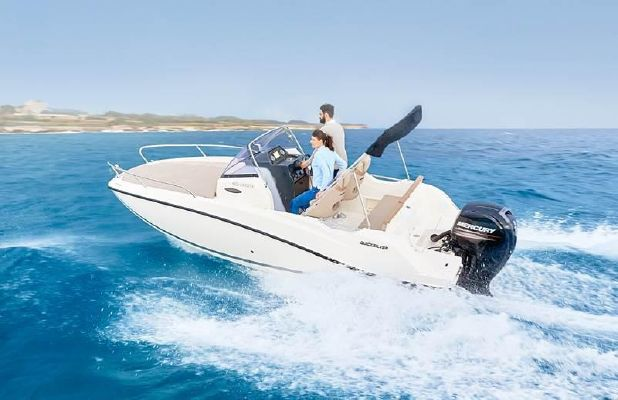 Quicksilver Activ 605 Sundeck - main image