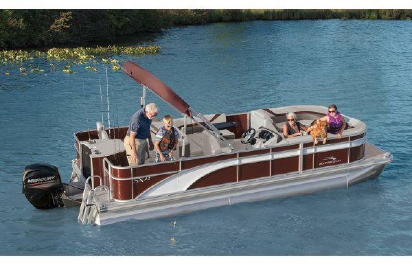 2021 Bennington SX 23 Fishing