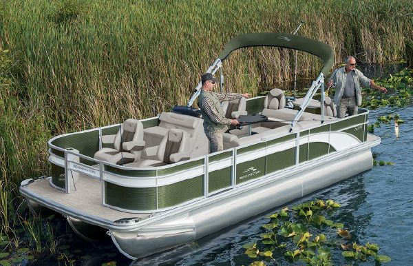 2021 Bennington SX 25 Fishing